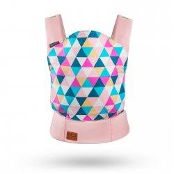 Nešioklė NINO pink