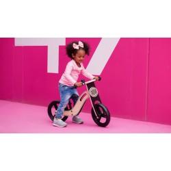 Kinderkraft Uniq balansinis dviratis Natural 12'' KKRUNIQNAT0000