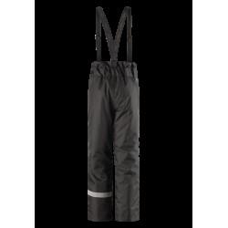 Kelnės su petnešomis Black 722733-9990-092