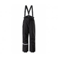 Kelnės su petnešomis Lassietec® Black 722730-9990-104