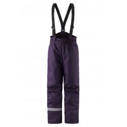 Kelnės su petnešomis Taila Dark plum 722733-4950-110