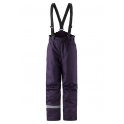 Kelnės su petnešomis Taila Dark plum 722733-4950-116