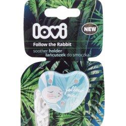 Grandinėlė čiulptukui Follow the rabbit