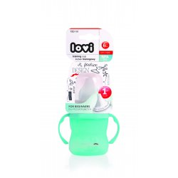 Mokomasis puodelis mint 150ml Retro