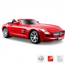 Maisto DIE CAST automodelis 1:24 Mercedes