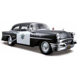 Maisto DIE CAST automodelis 1:26 BUICK Police