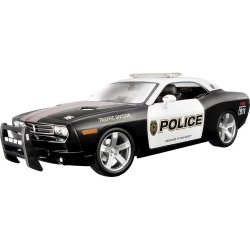Maisto DIE CAST automodelis Dodge Challenger 1:18