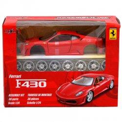 Maisto DIE CAST automodelis KIT 1:24 AL Ferrari (Coll. A)