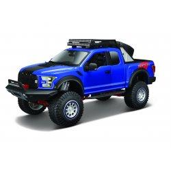 Maisto DIE CAST automodelis Trucks Ford F150 Raptor 1:24