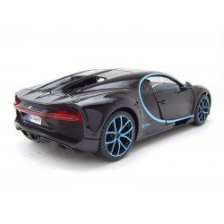 Maisto DIE CAST juodas automobilis 1:24 Sp. Ed. Bugatti Chiron 31514BK
