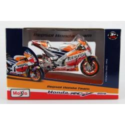 Maisto DIE cast motociklas 1:18 GP Racing Honda Repsol