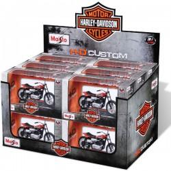 Maisto DIE CAST motociklas 1:18 Harley Davidson