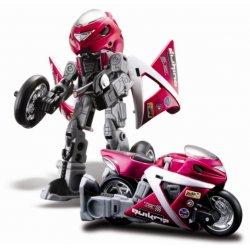 Maisto DIE CAST motociklas- robotas pakabin.