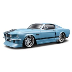 Maisto TECH automodelis 1:24 RC pro-rodz Ford Mustang