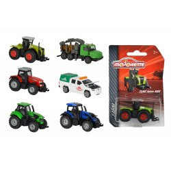 Automodelių rinkinys Farm asort
