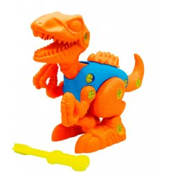 Megasaur JUNIOR dinozauras pasidaryk pats