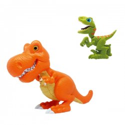 Megasaur JUNIOR rinkinys dviejų dinozaurų Bend and Bite
