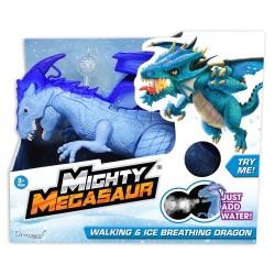 Megasaur MIGHTY šalčiu alsuojantis dinozauras Dragon