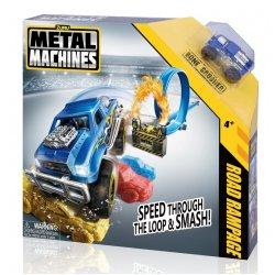 Metal MASHINES automobilio rinkinys Playset-S1 Road Rampage