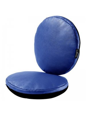Rinkinys pagalvėlių maitinimo kėdutei Moon Royal Blue SH101-02RB