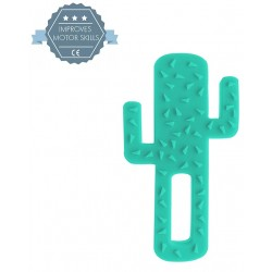 Silikoninis kramtukas Green Cactus