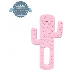 Silikoninis kramtukas Pink Cactus