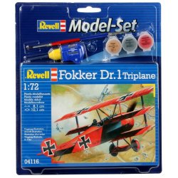 Model SET - Lėktuvas Fokker