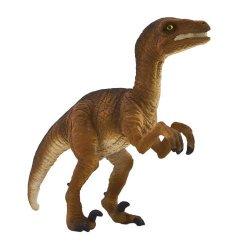 Figūrėlė stovintis Velociraptorius (M)