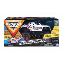 Monster JAM 1:24 visureigis Mutt Dalmation