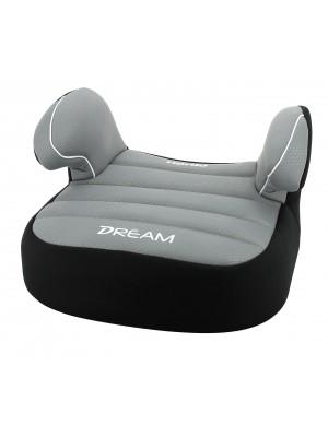 Automobilinė kėdutė-busteris Dream Luxe Grey