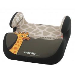 Automobilinė kėdutė - busteris Topo Comfort Adventure Giraffe