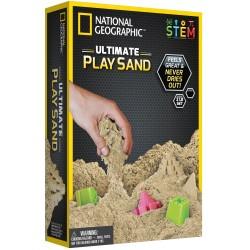 National GEOGRAPHIC natūralus kinetinio smėlio rinkinys