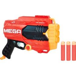 Nerf šautuvas Mega tri break E0103EU4