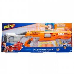 Nerf šautuvas su šoviniais N-STRIKE ELITE ACCUSTRIKE ALPHAHAWK B7784EU4