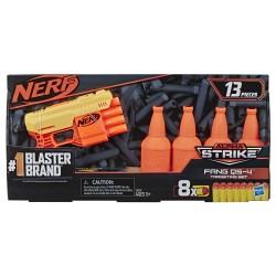 Nerf šautuvo rinkinys Alpha Strike Fang E8308EU4