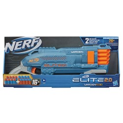 Nerf žaislinis šautuvas Elite Warden E9959EU4