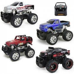 New BRIGHT 1:24 RC automobilis