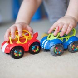 Žaislas barškantis Automobilis