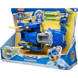 Paw PATROL transporto priemonė Power Changing asort.