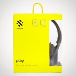 Play ausinės žalios DJ Style SW-04PLAYG