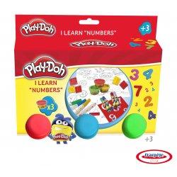 Play DOH kūrybinis rinkinys Skaičiai CPDO025