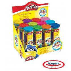 Play DOH kūrybinis rinkinys tūbelėje CPDO117