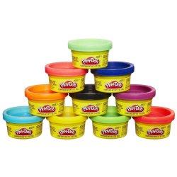 Play DOH plastilino rinkinys spalvos