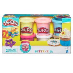 Play DOH rinkinys Playdoh Confetti Compound Collection B3423EU4
