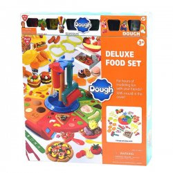 Playgo DOUGH rinkinys Deluxe Food Set