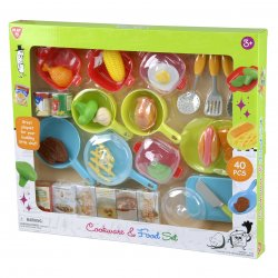 Playgo DOUGH virtuvės ir maisto rinkinys