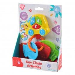 Playgo INFANT&TODDLER daugiafunkcinis žaislas-pakabukas