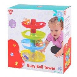 Playgo INFANT&TODDLER lavinamasis kamuoliukų bokštas