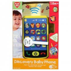 Playgo INFANT&TODDLER vaikiškas telefonas Discovery
