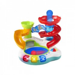 Playgo INFANT&TODDLER žaidimų stalas Busy Balls & Gears Station